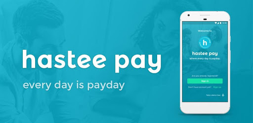 advert for hastee pay app